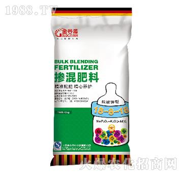 硫酸钾型掺混肥料18-