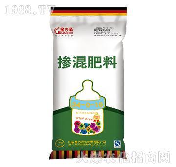 氯化钾型掺混肥料34-