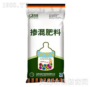 氯化钾型掺混肥料26-