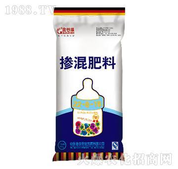 氯化钾型掺混肥料22-