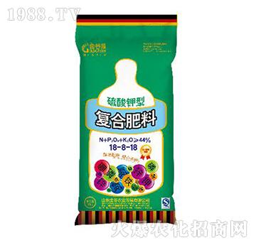 硫酸钾型复合肥料18-