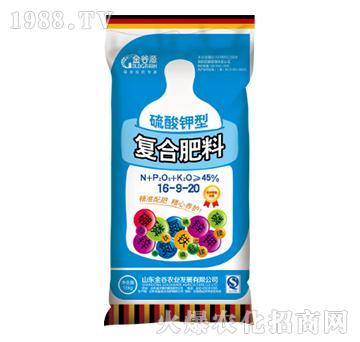 硫酸钾型复合肥料16-