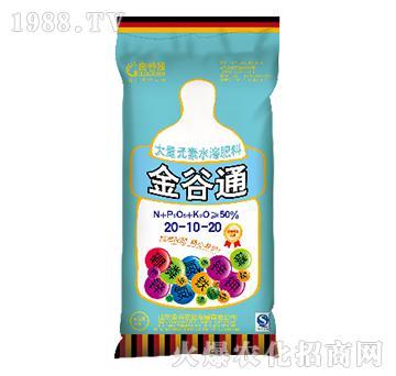 大量元素水溶肥料20-10-20-金谷通-瓮福金谷
