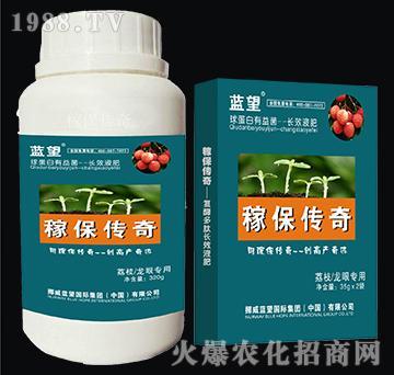 荔枝龙眼专用球蛋白有益