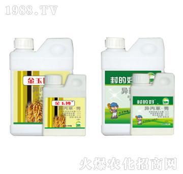 42%异丙草・莠悬乳剂-金玉博-博克
