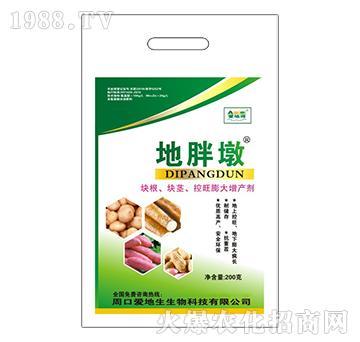 块根块茎控旺膨大增产剂