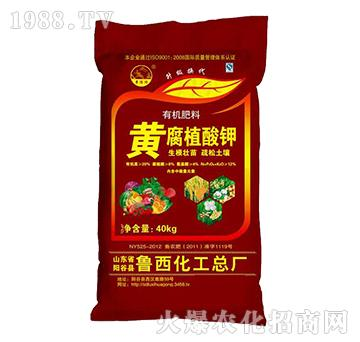 黄腐植酸钾有机肥料-鲁西化工