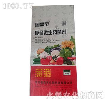 40kg复合微生物菌剂-鲁晶灵-奥玛德