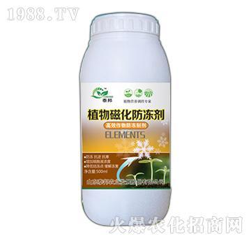 植物磁化防冻剂-泰邦
