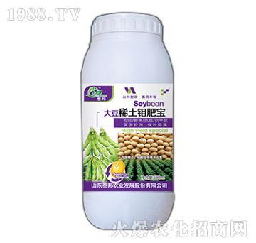 大豆稀土钼肥宝-泰邦