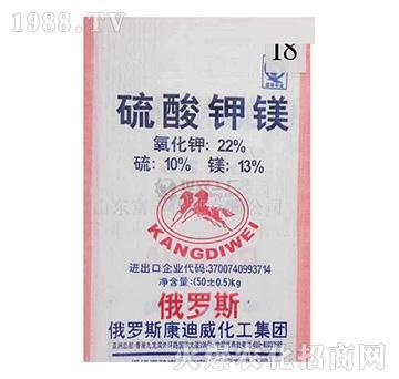 硫酸钾镁-富士化肥