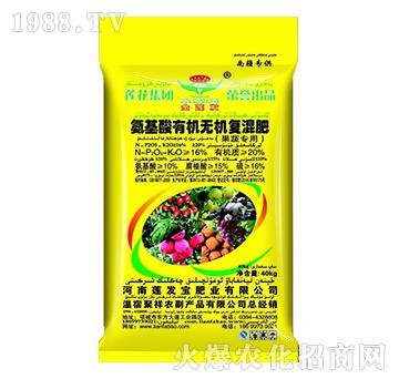 氨基酸有机无机复混肥(果蔬专用)-莲发宝
