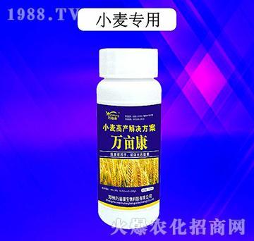 高产液肥-小麦专用-万亩康
