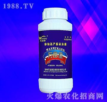 高产液肥通用500ml-万亩康