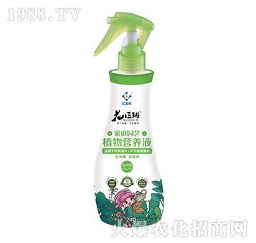 240ml观叶型家庭园艺植物营养液-花匠铺