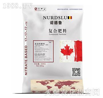 复合肥料17-17-17-诺德鲁-挪拉