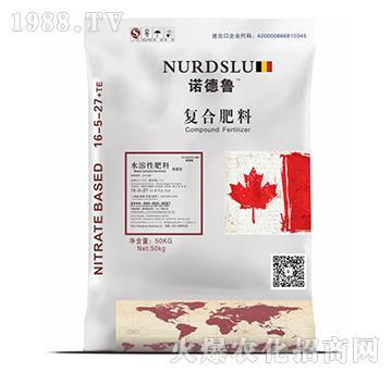 复合肥料16-5-27-诺德鲁-挪拉