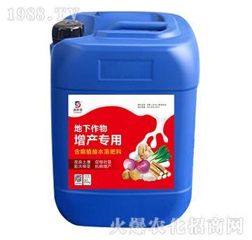 含腐植酸水溶肥料-地下作物增产专用-迪斯曼