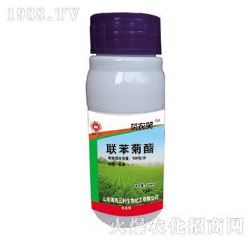 联苯菊酯-茶农笑-海而三利