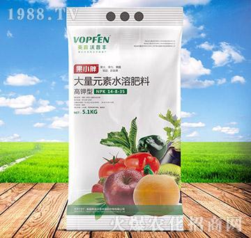 高钾水溶肥14-8-35+TE-果小胖-沃普丰