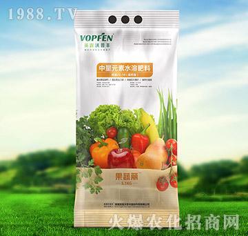 中量元素水溶肥-果蔬丽-沃普丰