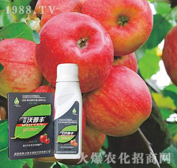 苹果专用冲施肥-沃普丰