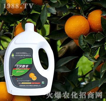柑橙专用冲施肥(桶)-