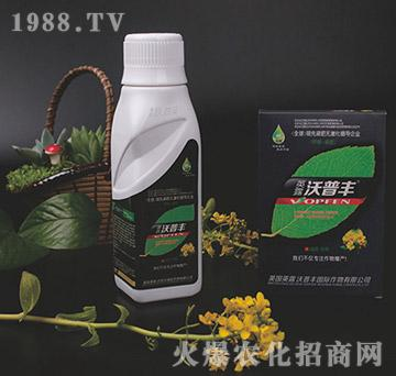 油菜专用氨基松脂菌露母
