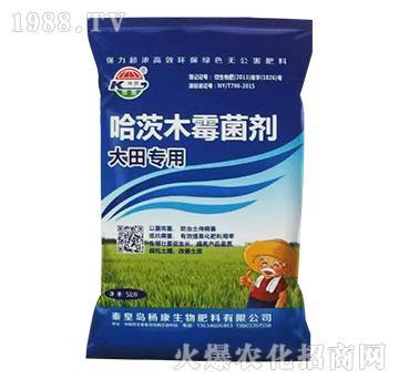 哈茨木霉菌剂5公斤-大田专用-杨康