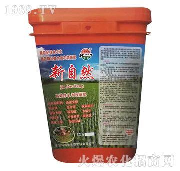 新自然高效净水柯杈菌肥-杨康