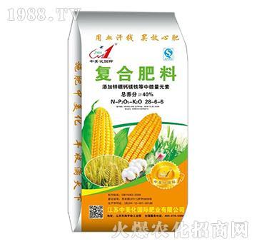 复合肥料28-6-6-中美化国际
