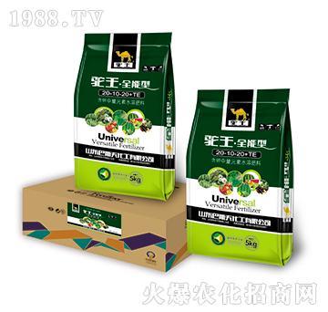 驼王全能型-中量元素水溶肥料20-10-20+TE-巴斯夫