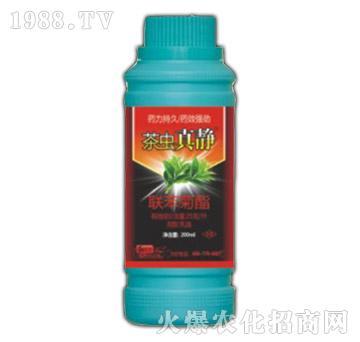 2.5%联苯菊酯-茶虫