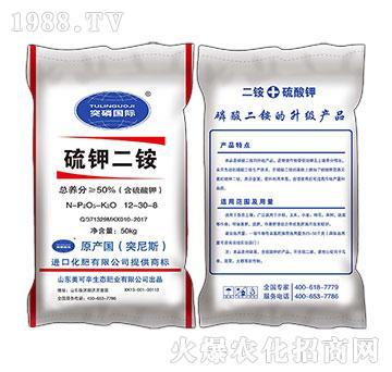 硫钾二铵-突磷国际-盛高