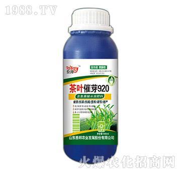 茶叶催芽920-泰邦