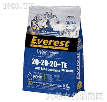 �芭格�_-艾夫瑞水溶肥20-20-20+TE-艾格泰克