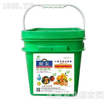 大量元素水溶肥料15-10-28+TE-旺农