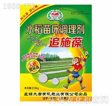 水稻苗床调理剂-追施葆-大唐精品