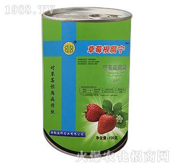 草莓根腐宁-绿邦生物