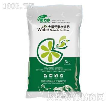 大量元素水溶肥5kg-肥力多-兴达化工