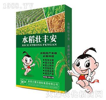 水稻壮丰安-水稻高产丰
