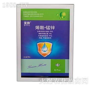 69%烯酰锰锌-亚防-龙歌