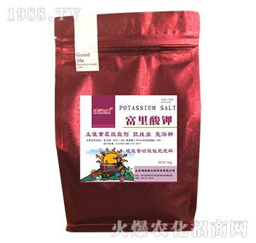 富里酸钾-土壤重茬改良剂-诺瑞康