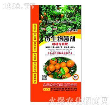 柑橘专用微生物菌剂-中农