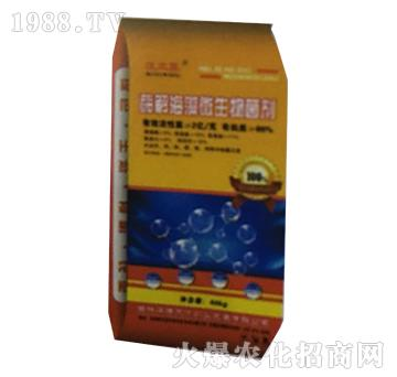 酶解海藻菌生物菌剂-华博天下