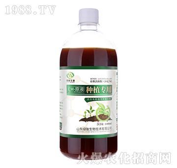种植专用EM菌原液-绿陇生物