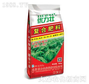 复合肥料15-15-15-优力壮-优力农业