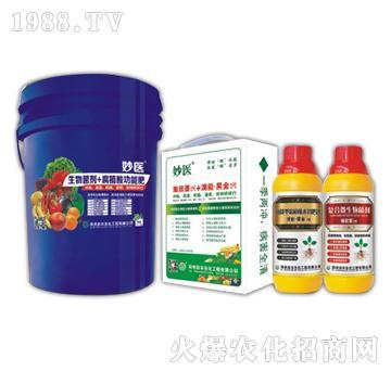 生物菌作物保健产品-妙医-田丰生化