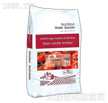 番茄专用高钾高钙肥-满园红-力多美