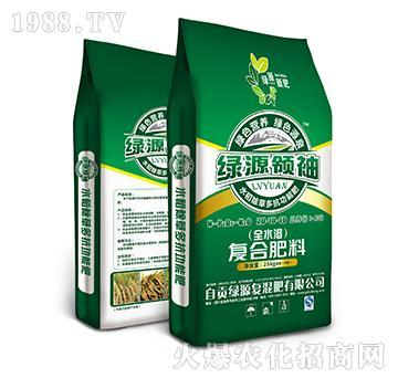 水稻除草多抗功能肥-绿源领袖-绿源新肥